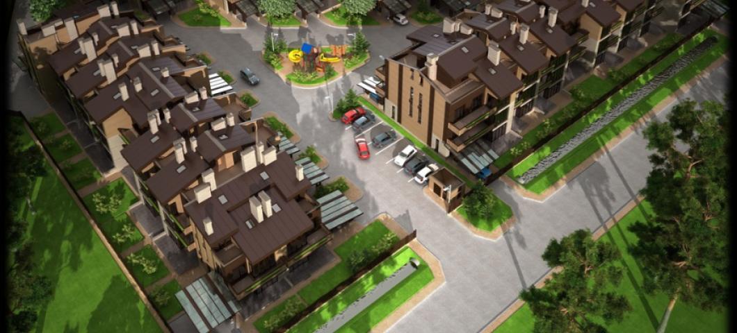 Жилой комплекс Аллегро-Парк, 2015-2018 год