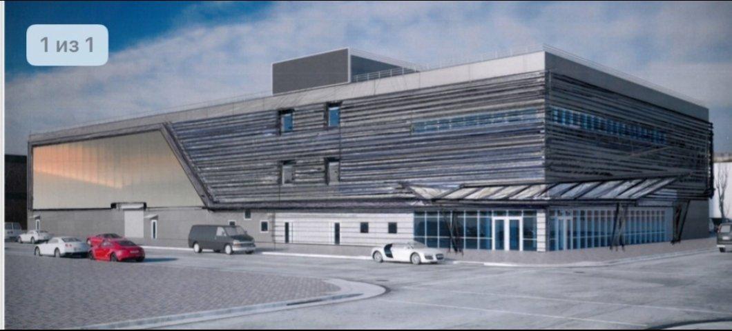 Ледовый дворец спорта ДХЛ г. Санкт-Петербург