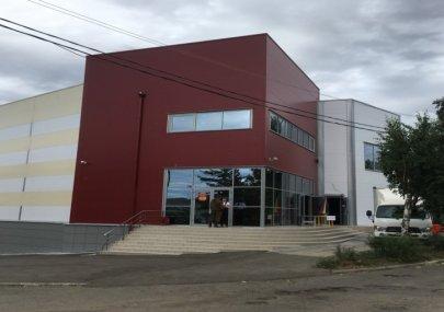 Торговый центр п.г.т. Первомайский, 2014 г.