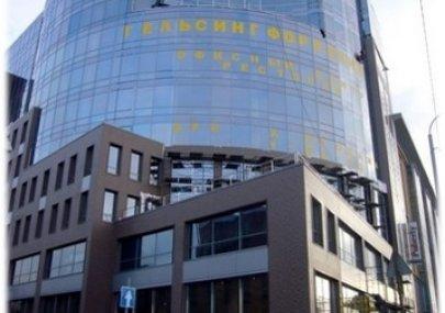 Бизнес-центр Гельсинфоргский г. Санкт-Петербург 2008 г.