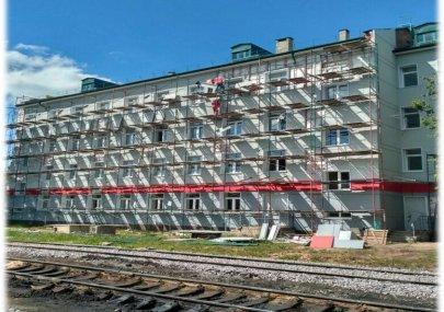 Октябрьская железная дорога, Новгородская область, г.Великие Луки, 2017 г.