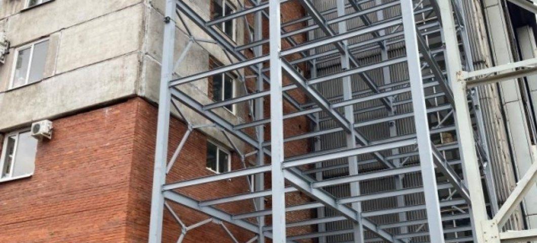 Строительство офисного 6-ти этажного здания для ПАО