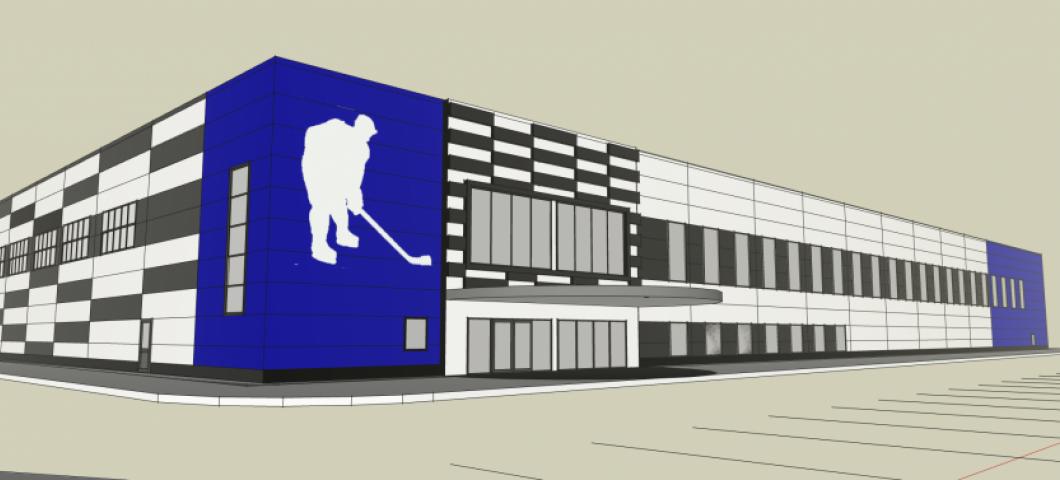 Спортивный комплекс (п. Шушары)